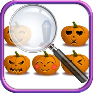 Halloween Picture Hunter Game - Spot the Differences of Halloween Costumes Crafts Gifts Photo by Best Apps For Phone