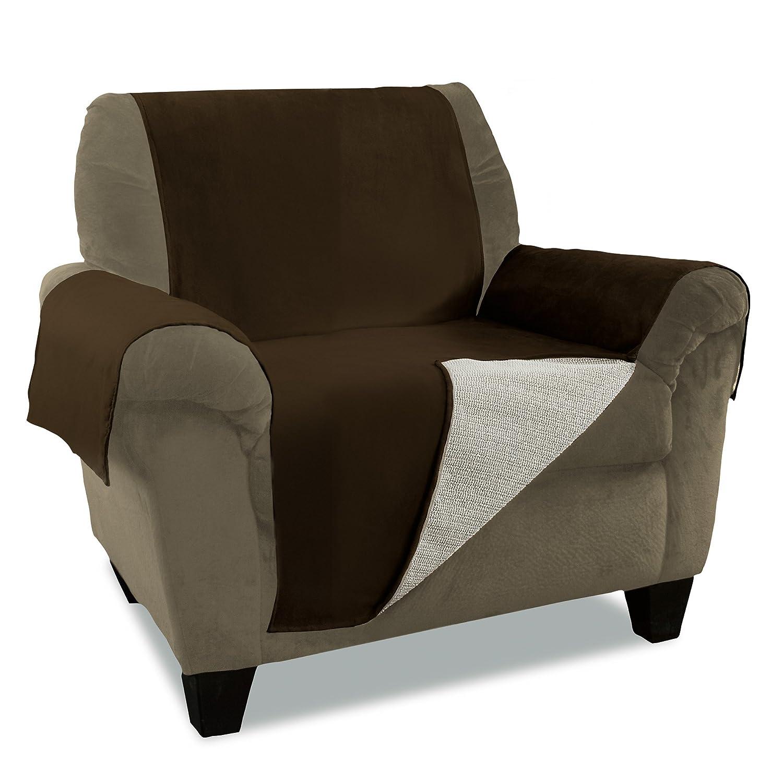 Anti Slip Water Resistant Microsuede Chair Furniture