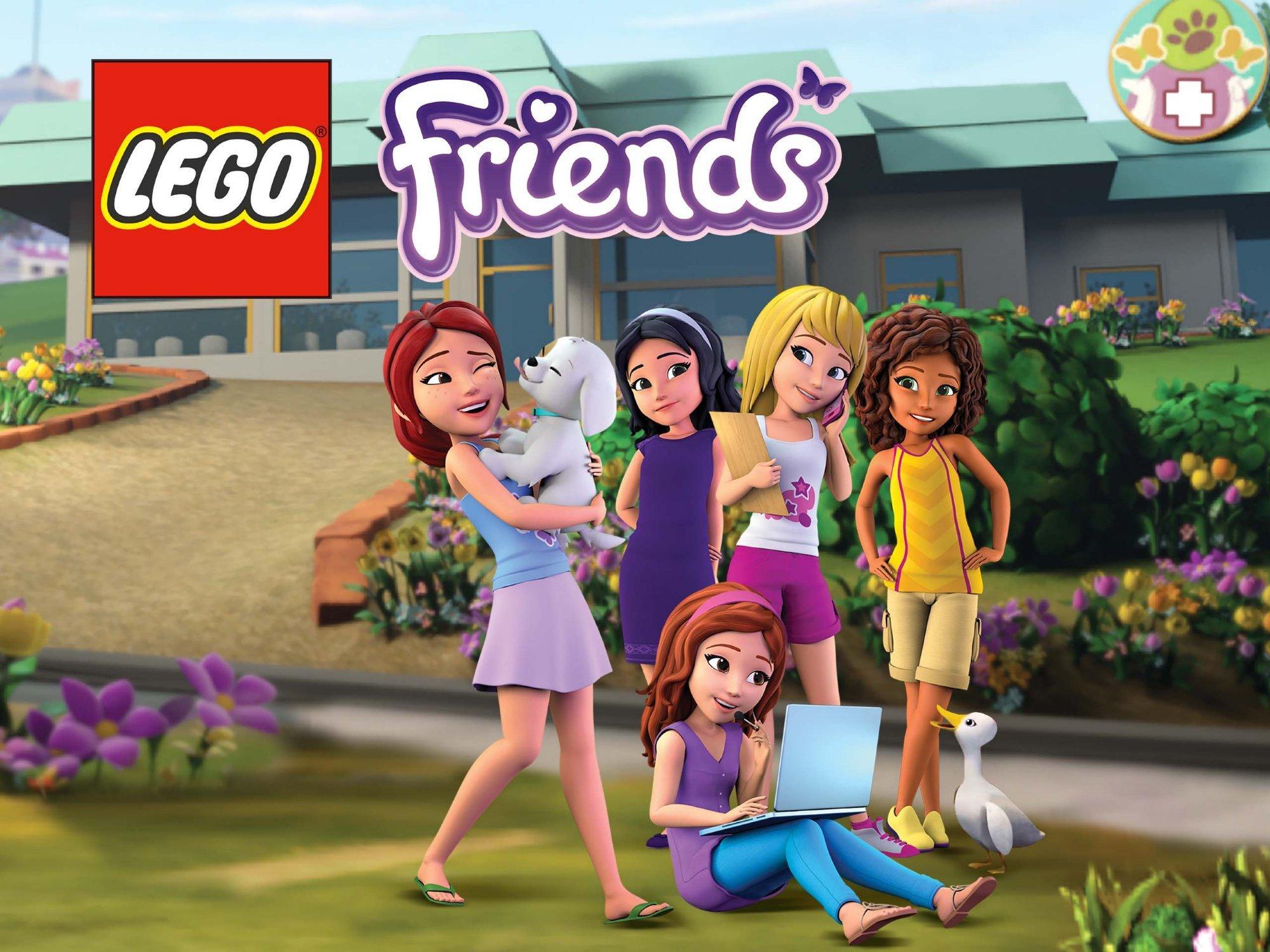 LEGO FRIENDS on Amazon Prime Video UK
