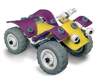 Meccano - Jeu de construction - Quad - 4 Modèles