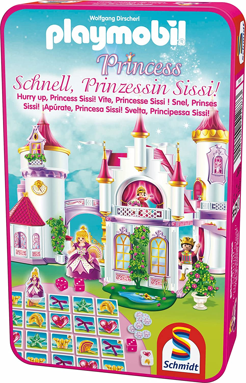 Schmidt Spiele 51287 – Playmobil, Princess, Schnell, Prinzessin Sissi günstig bestellen