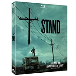 The Stand (2020 Limited Series) [Blu-ray]