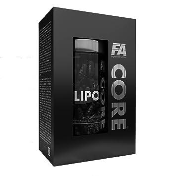 FA Nutrition Lipo Core - 120 Caps - Fatburner - Fettverbrennung - Abnehmen