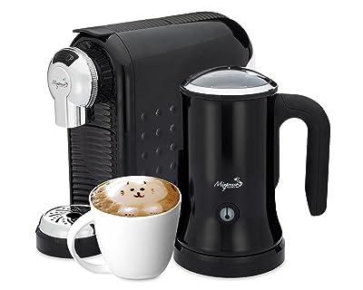 Cappuccino Maker - Nespresso Compatible Capsules - By Mixpresso Via Amazon