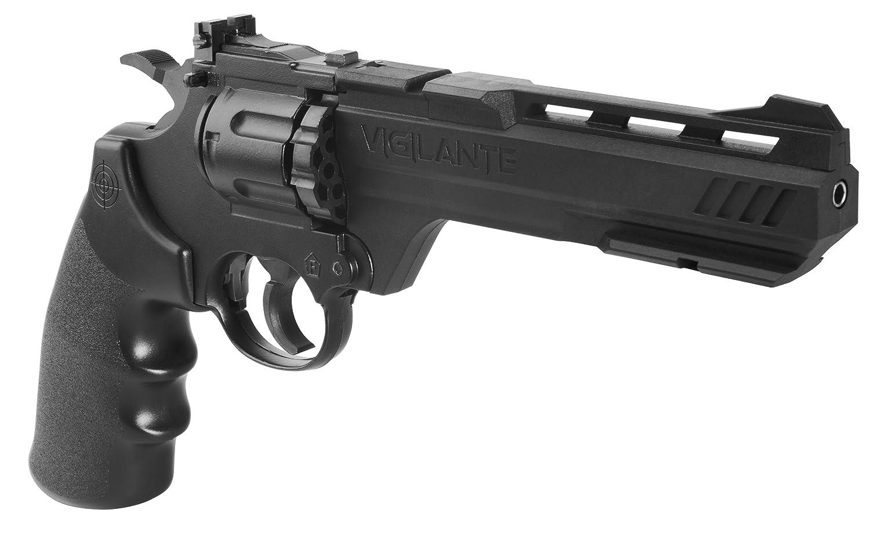Amazon.com : Crosman CCP8B2 Vigilante CO2 .177-Caliber Pellet and BB Revolver