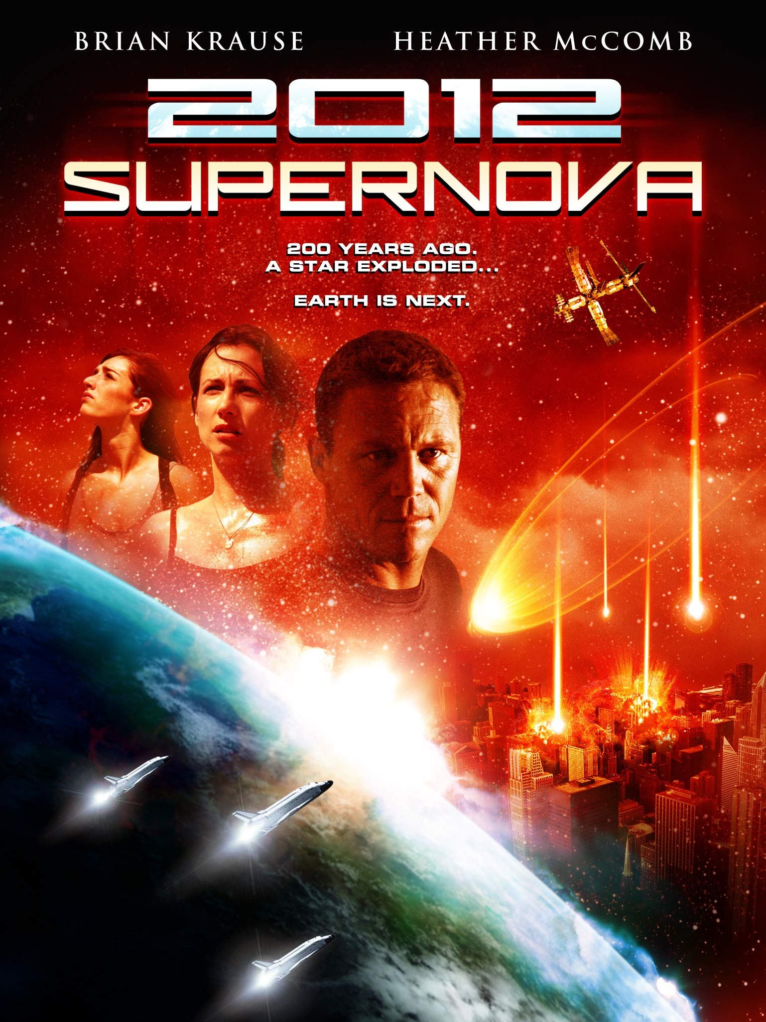 2012: Supernova on Amazon Prime Video UK