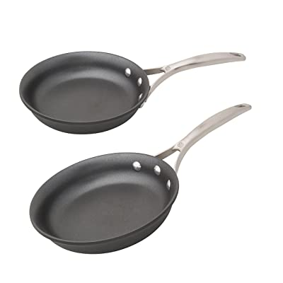 Calphalon Unison Nonstick 8-Inch and 10-Inch Omelette Pan Via Amazon