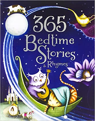 365 Bedtime Stories & Rhymes written by Parragon Books