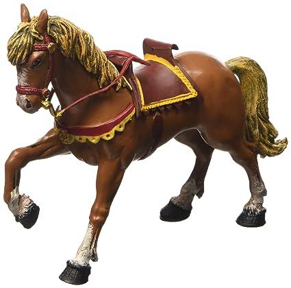 Plastoy - 61517 - Figurine-Le Cheval De Guillaume Le Conquerant