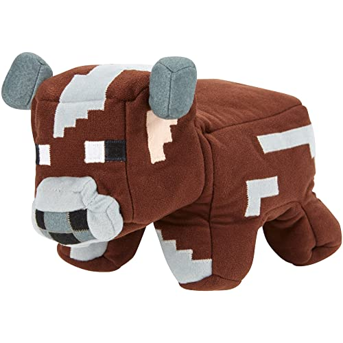 Minecraft Reversible Plush Cow to Raw Beef