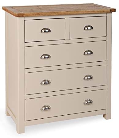 Portland Painted Oak 2 over 3 Chest
