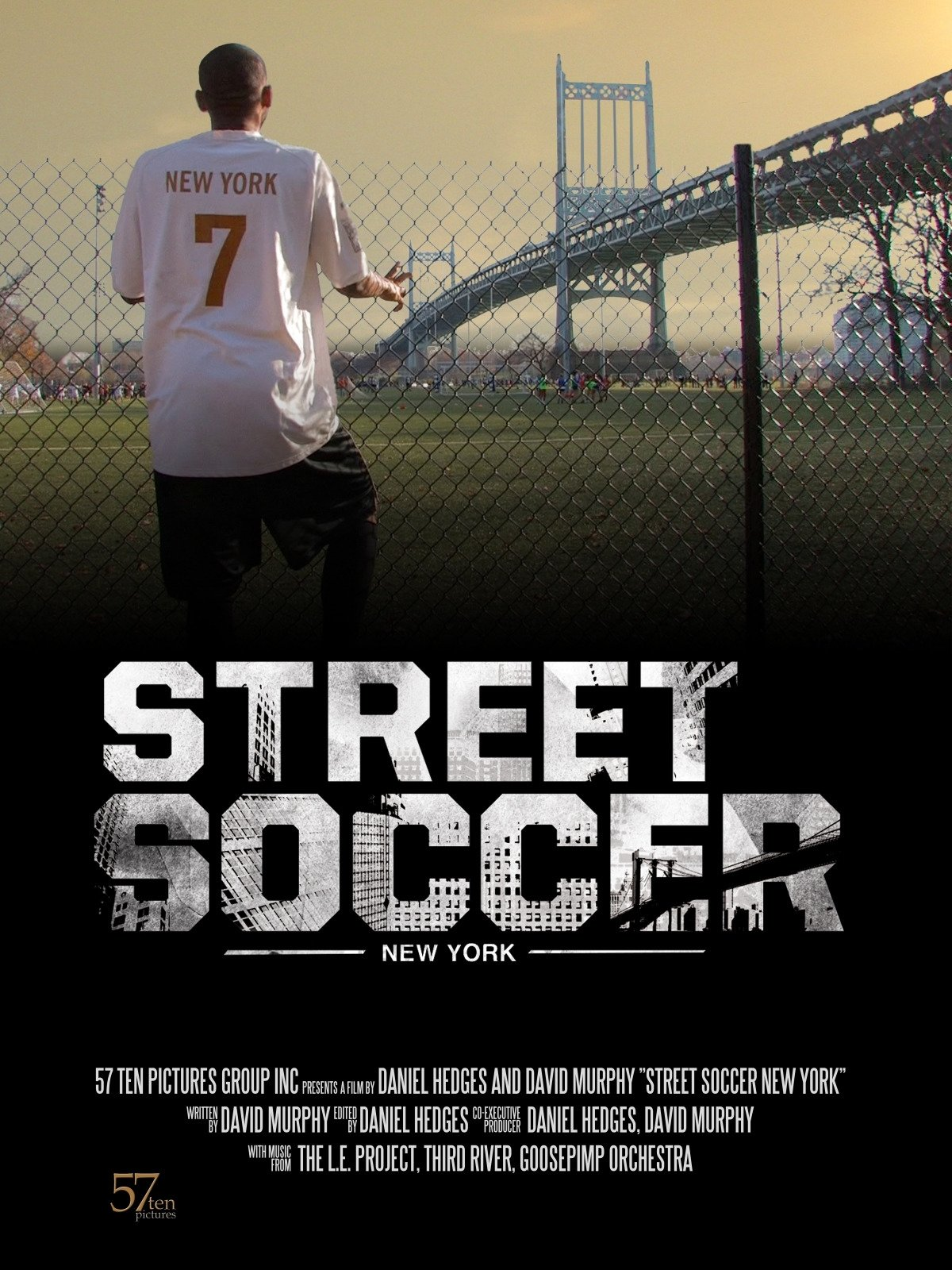 Street Soccer: New York