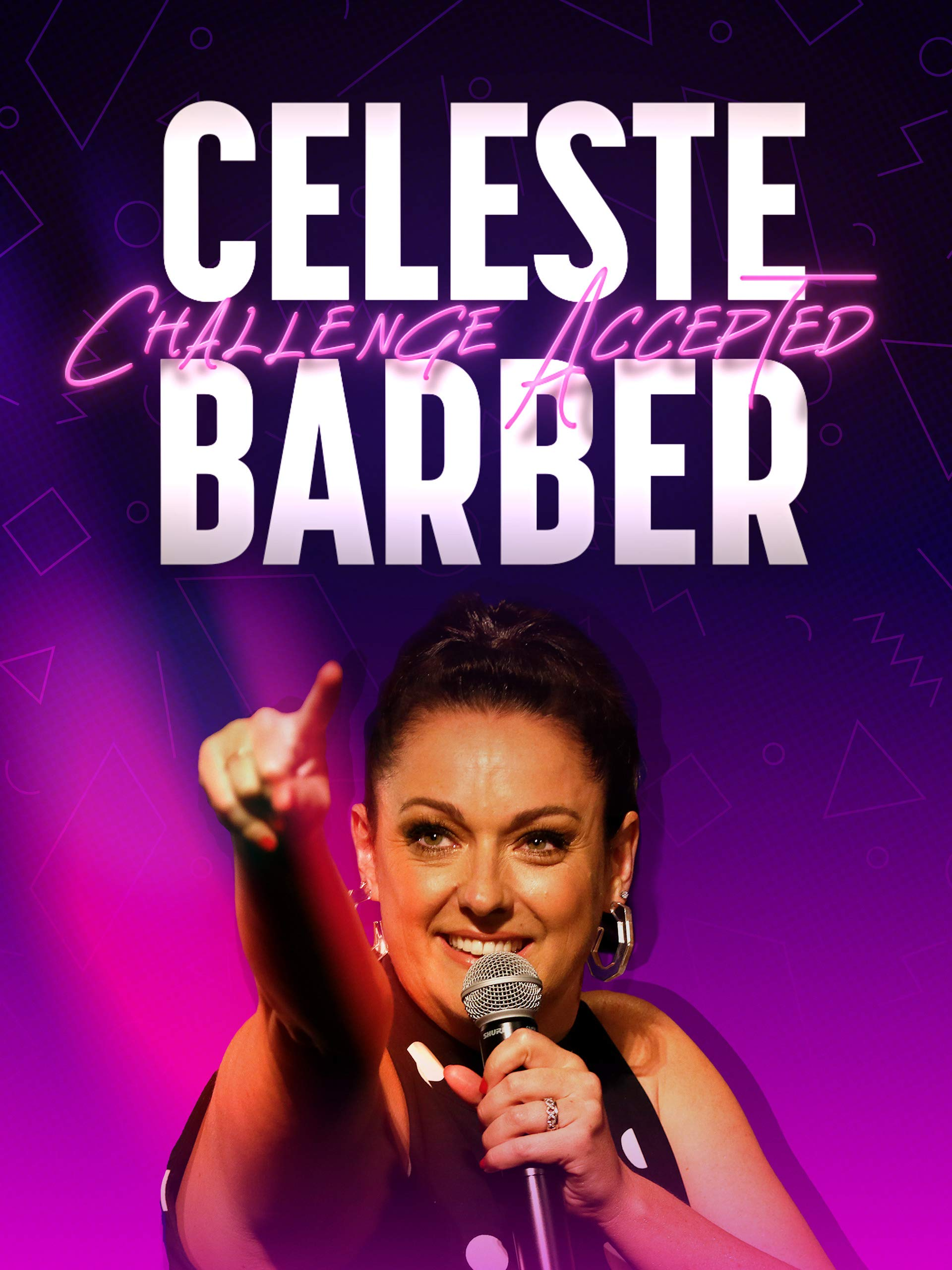 Celeste Barber: Challenge Accepted on Amazon Prime Video UK
