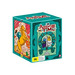 Adventure Time: Complete Collection NTSC/0