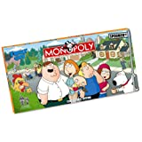 Usaopoly Family Guy Collector's Edition Monopoly