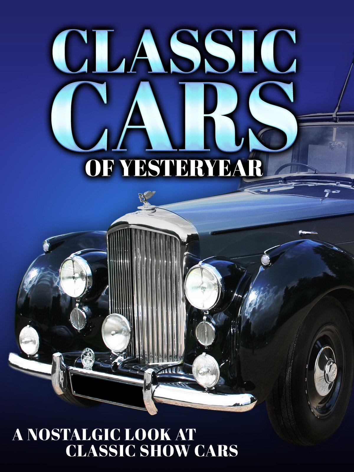 Classic Cars of Yesteryear: A Nostalgic Look at Classic Show Cars