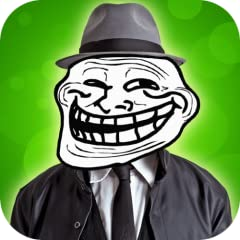 Troll Face Kamera