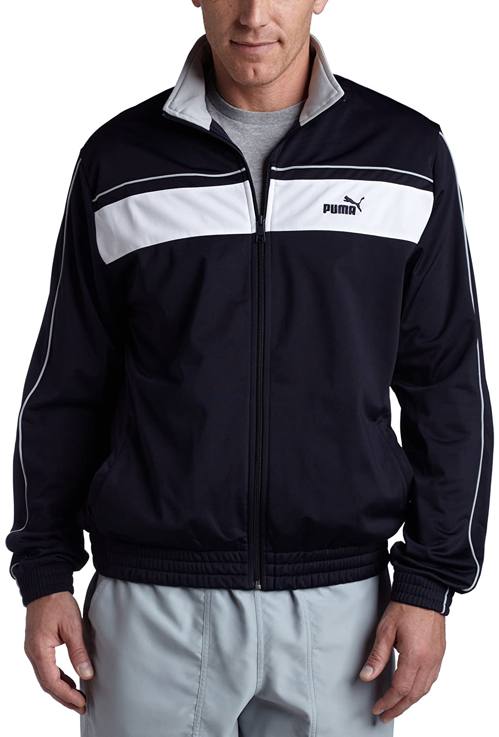 PUMA Men's Agile Track Jacket