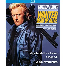 Wanted Dead or Alive [Blu-ray]