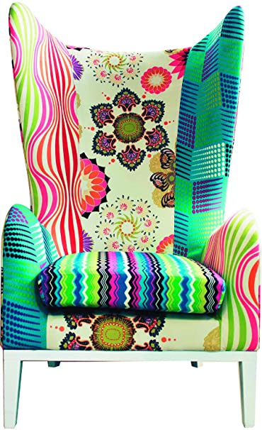 My Flair Sessel Temptation Lifestyle Barock Bunt