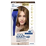 Clairol Nice 'n Easy Root Touch-Up 6G Kit (Pack of 2), Matches Light Golden Brown Shades of Hair Coloring, Includes Precision Brush Tool (Color: 6G Light Golden Brown, Tamaño: Pack of 2)