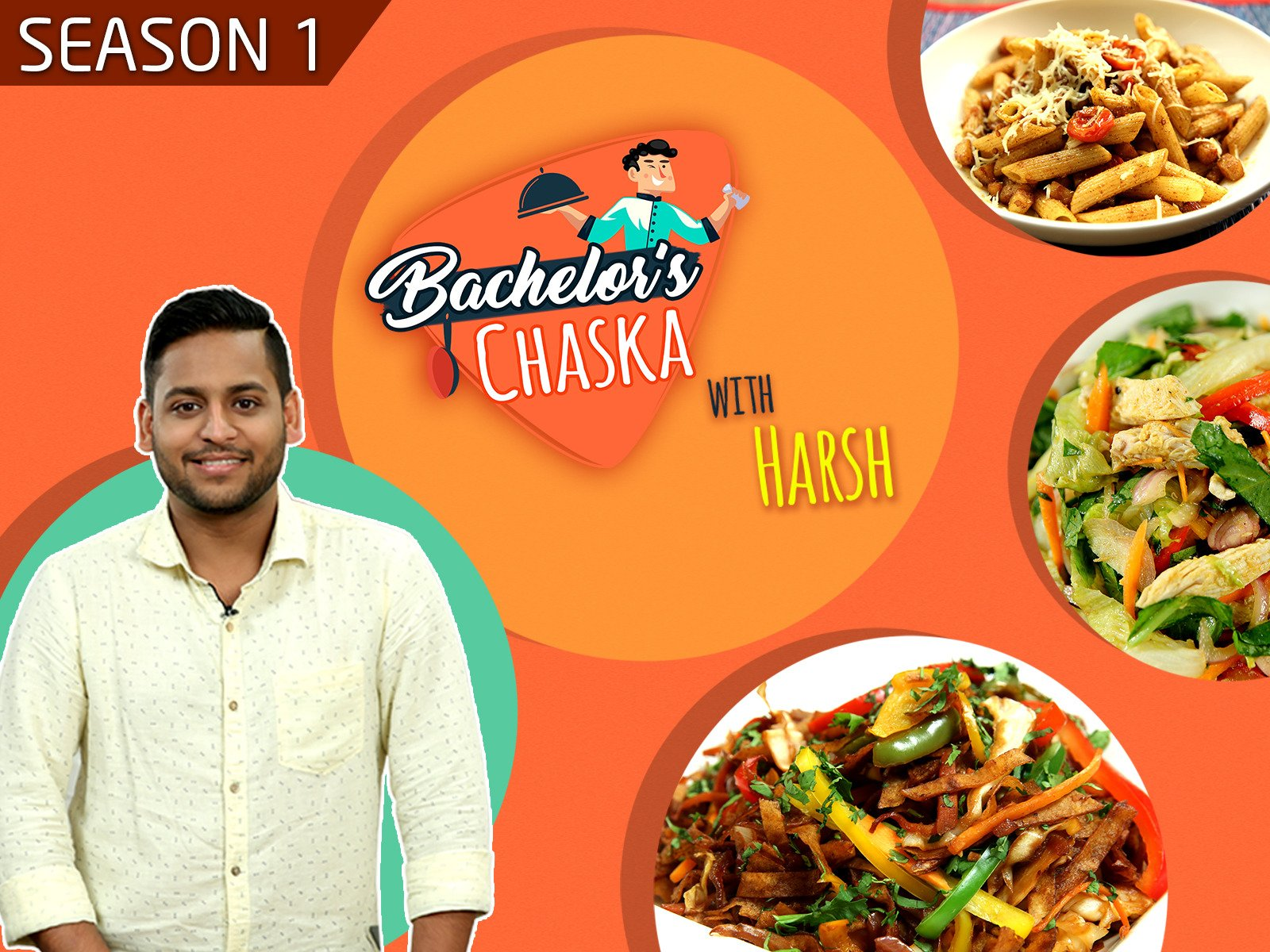Bachelor's Chaska With Harsh - Season 1