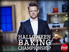 Halloween Baking Championship Season 1