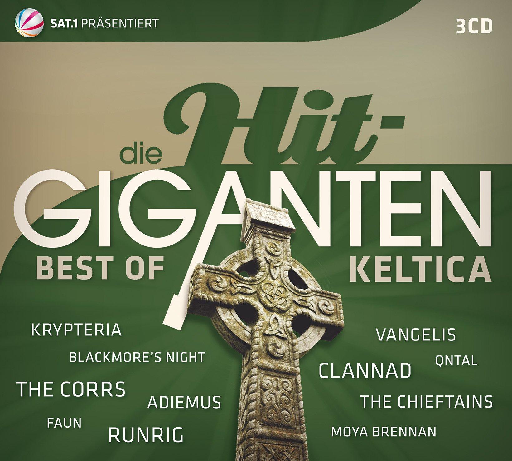 VA-Die Hit-Giganten Best Of Keltica-3CD-FLAC-2015-NBFLAC Download