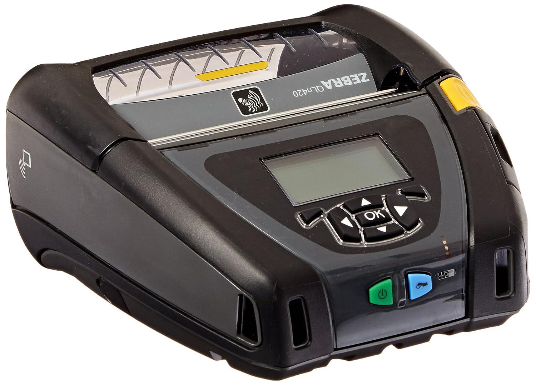 Zebra Technologies QN4-AUCA0M00-00 QLn420 Mobile Printer, BT 3.0, Radio+ MFi (GROUP 0)