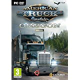 American Truck Simulator Add-on: Oregon (PC DVD)