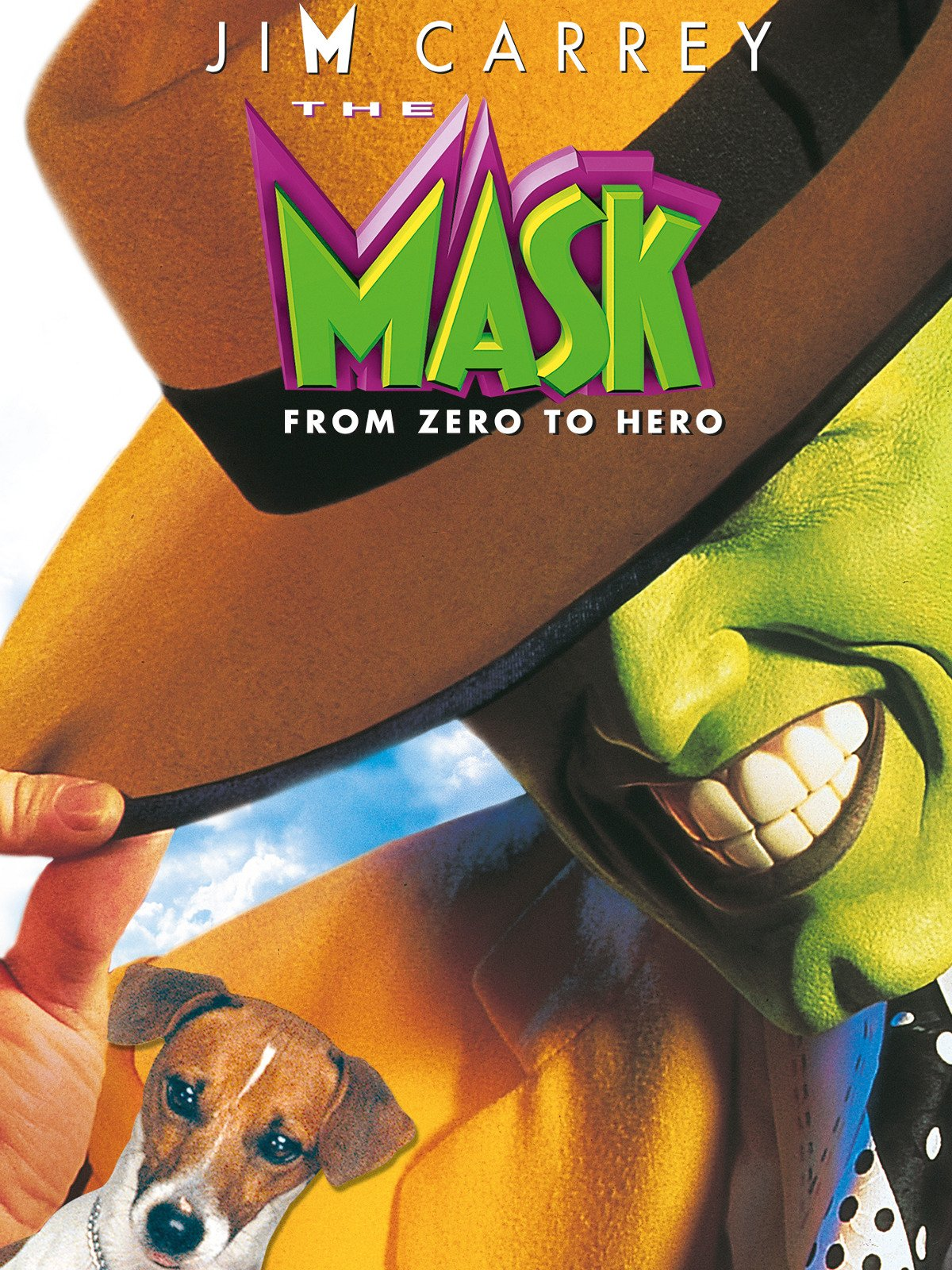 The Mask on Amazon Prime Instant Video UK