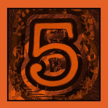 Ed Sheeran – 5 (5 CD)