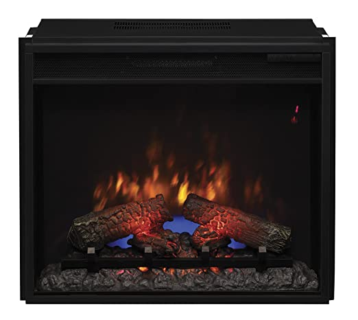 ClassicFlame SpectraFire Plus Insert with Safer Plug, 23-Inch
