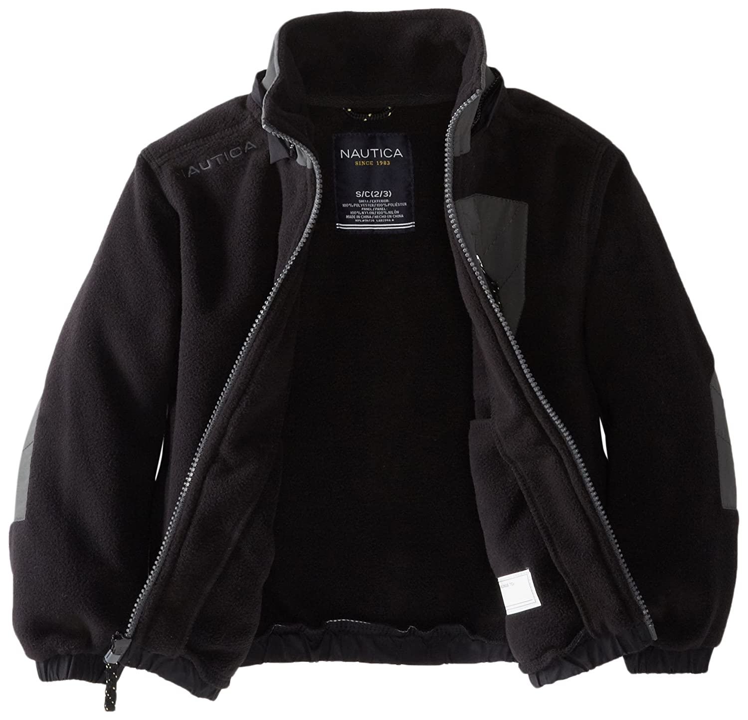 Nautica Boys 2-7 Polar Fleece Jacket