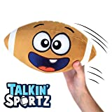 Talkin' Sportz Move2Play Hilariously Interactive Football