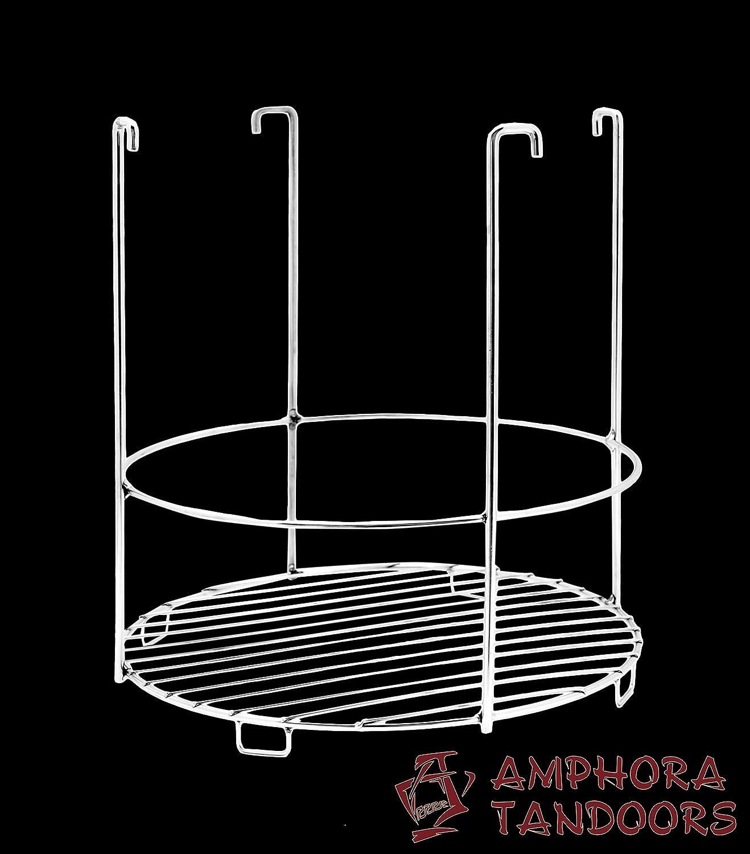 Amfora / Amphora Tandoor Grillrost, 1lagig, (1 Boden), groß, aus Edelstahl günstig bestellen