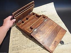 Antique Style Writing Lap Desk