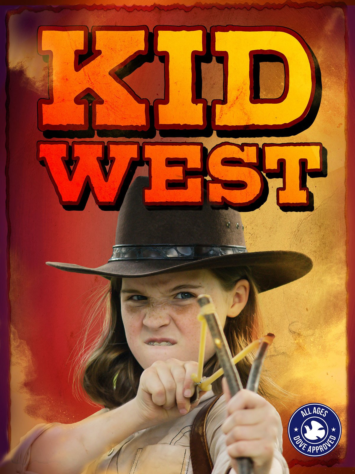 Kid West on Amazon Prime Video UK