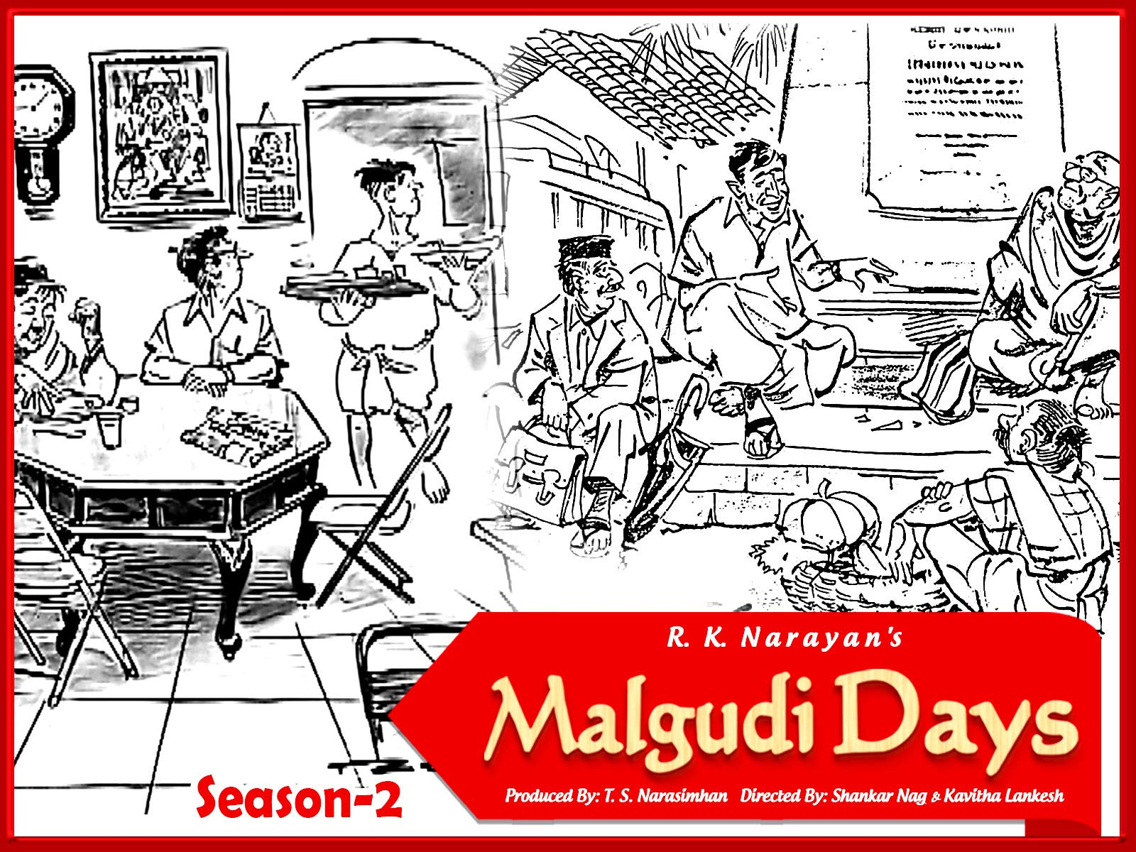 Malgudi Days on Amazon Prime Video UK