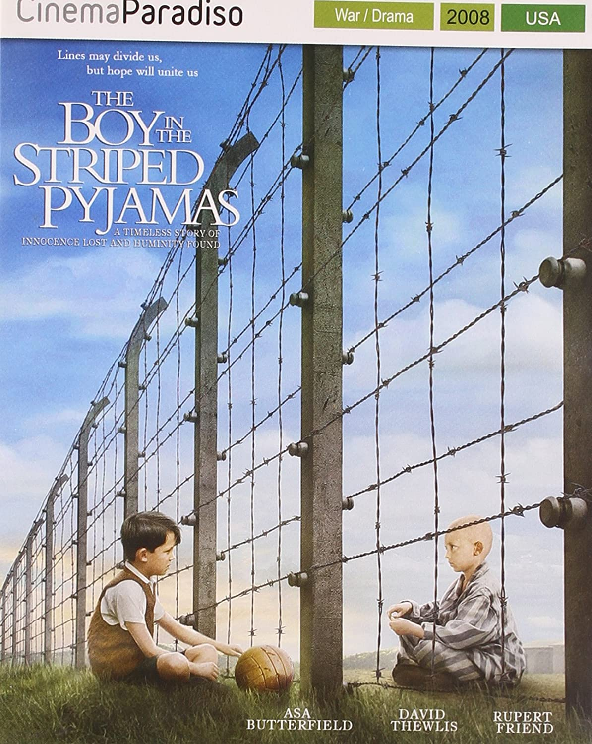 in buy the boy in the striped pyjamas dvd blu ray online in buy the boy in the striped pyjamas dvd blu ray online at best prices in movies tv shows