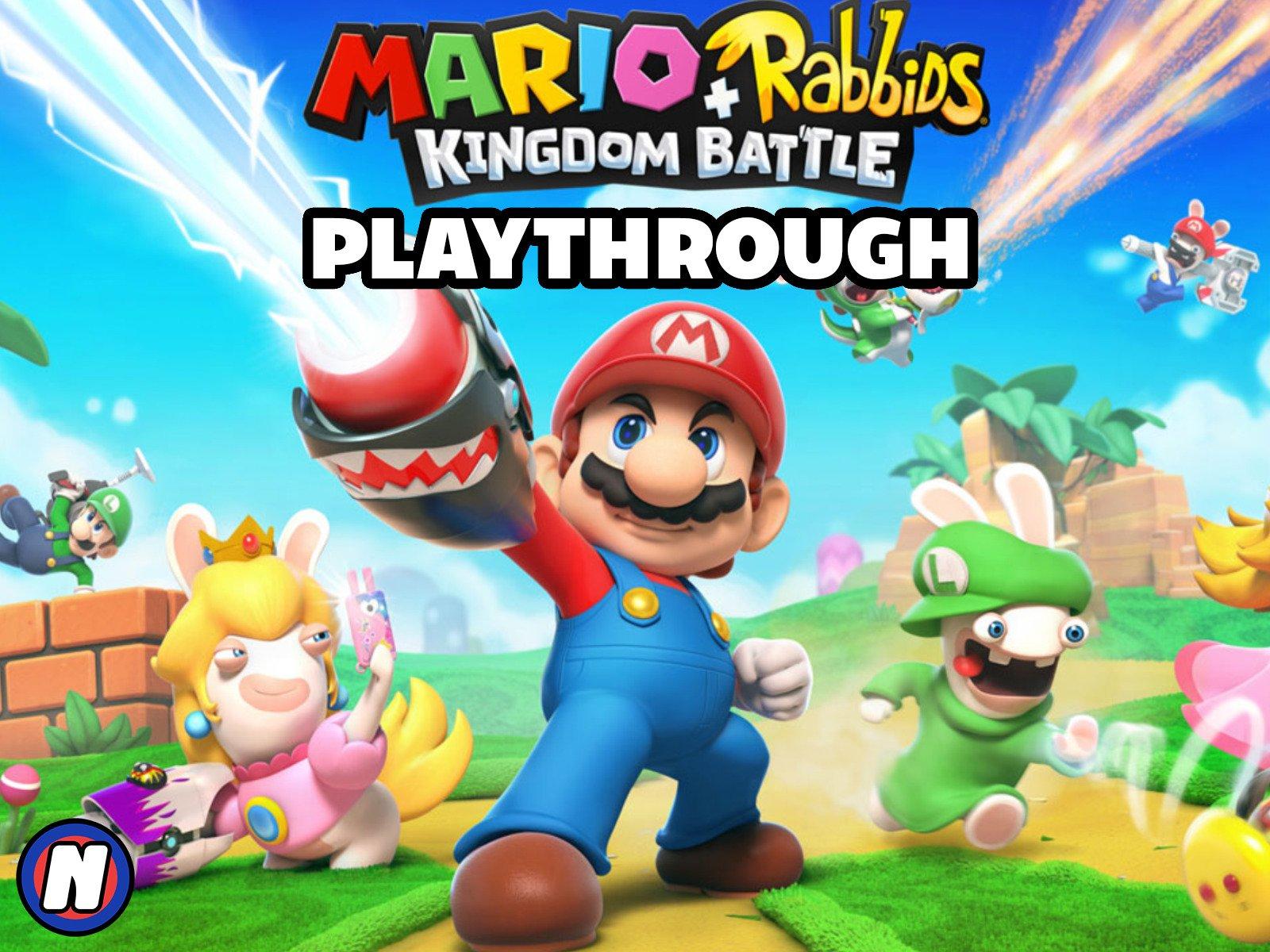 Clip: Mario + Rabbids Kingdom Battle Playthrough - Season 1
