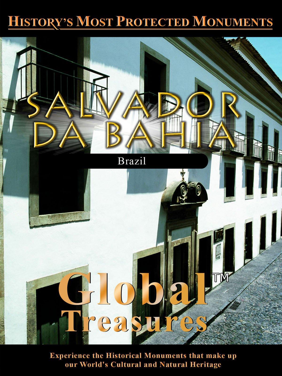 Global Treasures - Salvador Da Bahia - Brazil on Amazon Prime Video UK