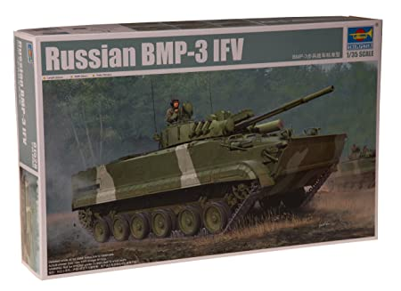 Trumpeter 1/35 Russian BMP3 Infantry Fighting Vehicle (Russian Army) [Toy] (japan import)
