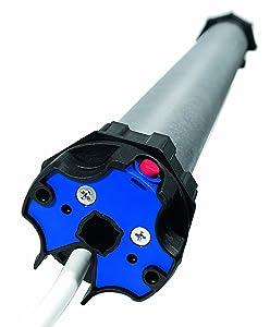 Rademacher RTCM10/16FHZ Rohrmotor Rollotube Comfort 10Nm, 16Upm, Sw60, Hinderniserkennung  BaumarktÜberprüfung und weitere Informationen