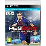 Pro Evolution Soccer 2018 - Premium Edition (PS3)