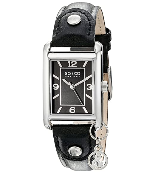 $34.99 SO&CO Leather Watches