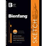 Bienfang 11 by 14-Inch Sketchbook, 100 Sheets (Color: WHITE, Tamaño: 11 by 14-Inch)