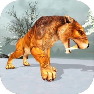 Sabertooth Tiger Chase Simulator from Wild Foot Games