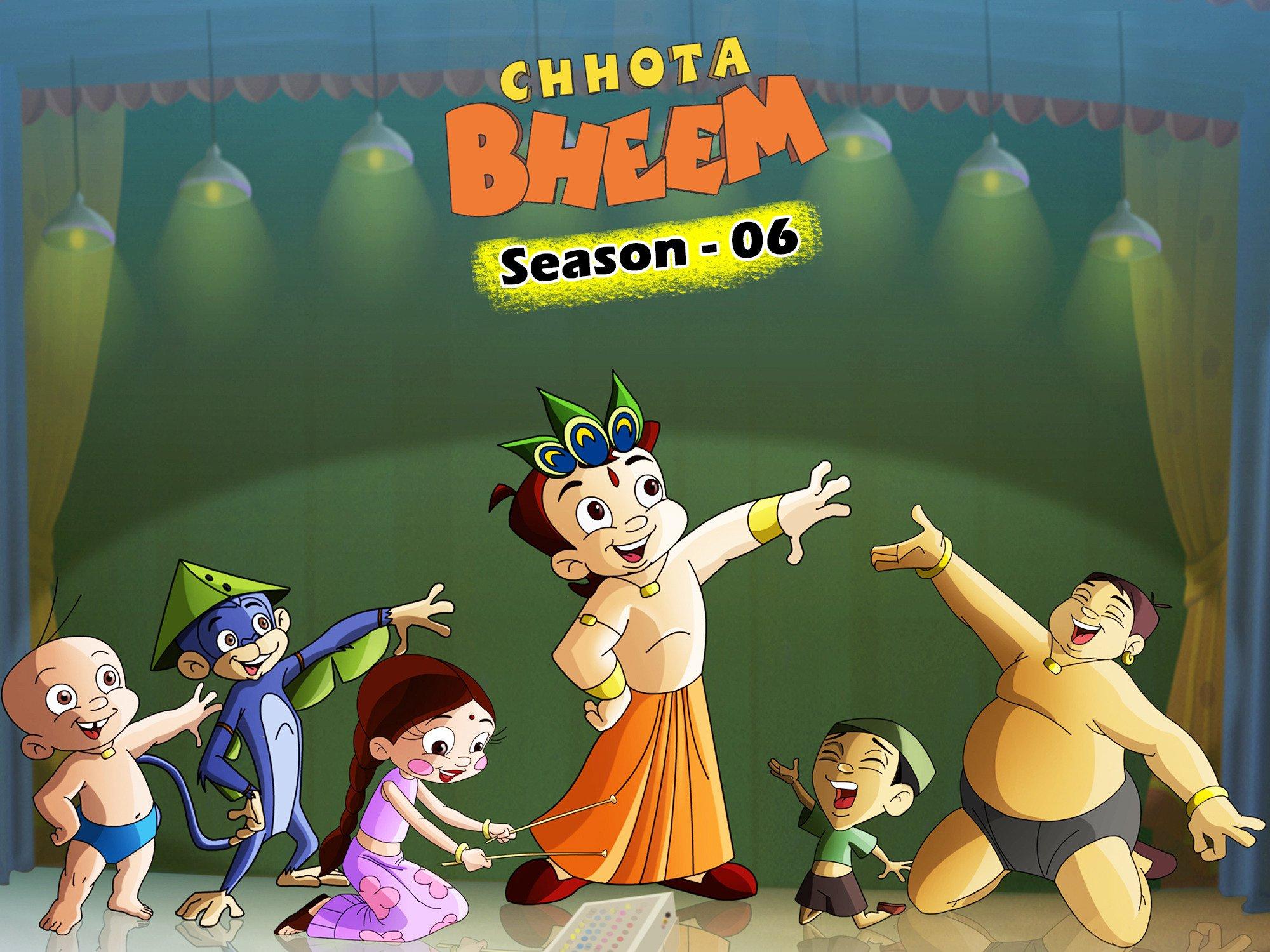 Chhota Bheem - Season 6