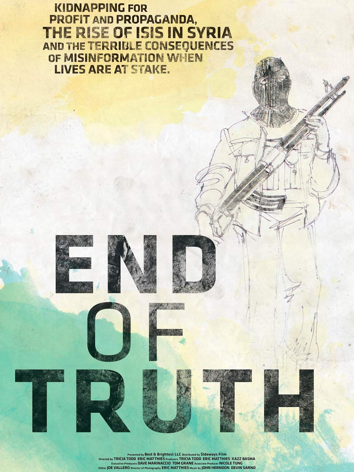 End of Truth on Amazon Prime Instant Video UK